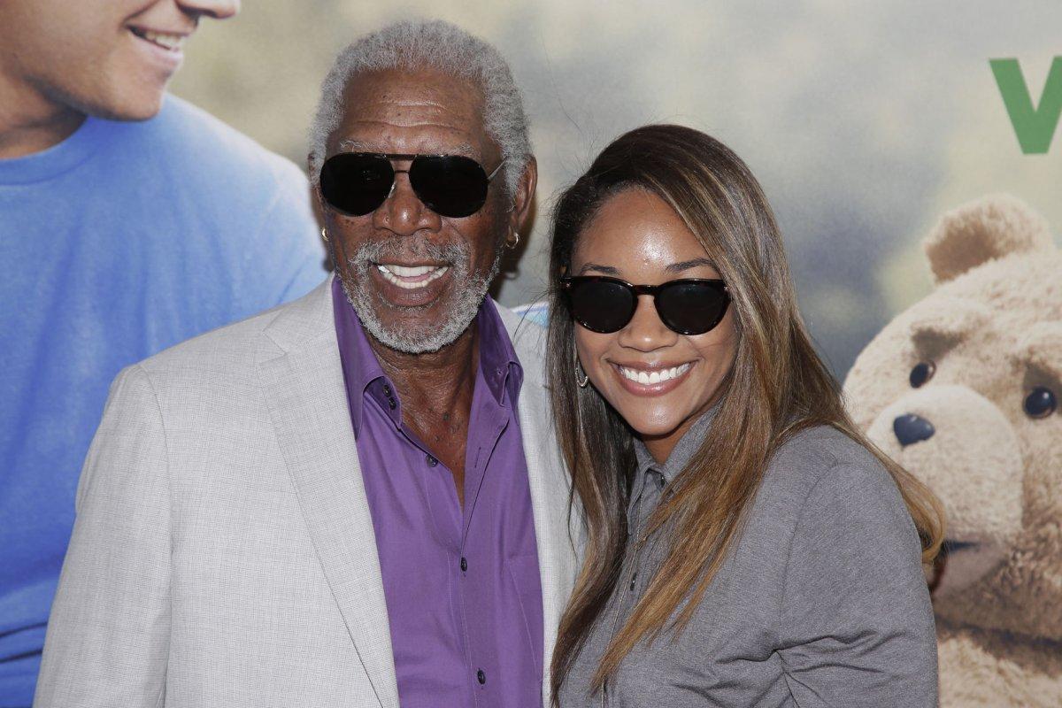Morgan Freeman now available as celebrity GPS navigation voice - UPI com