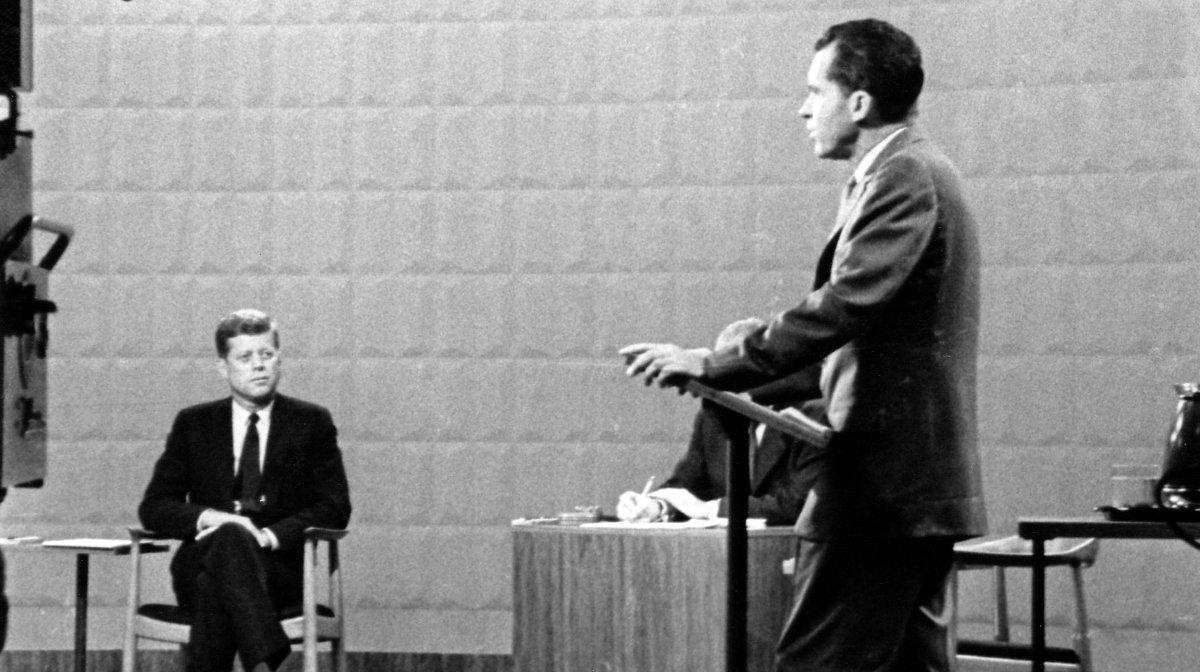 presidential debates  watch the full kennedy