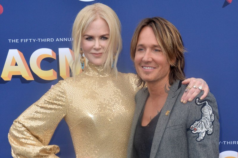 Nicole Kidman Keith Urban Anniversary: Look: Nicole Kidman, Keith Urban Celebrate 12th Wedding