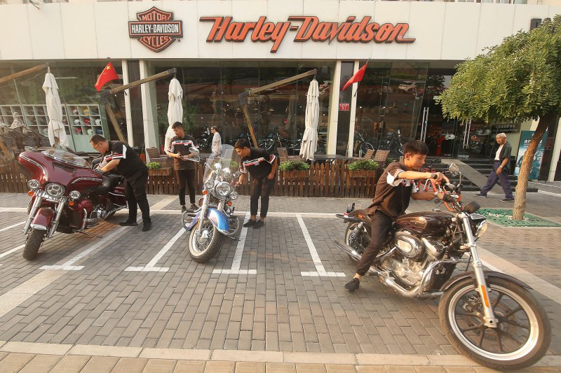 marketing plan harley davidson motorcycles Harley-davidson, inc is one of the most prominent motorcycle manufacturers in the world the company achieved this market position through its generic strategy for competitive advantage and its intensive strategies for growth.