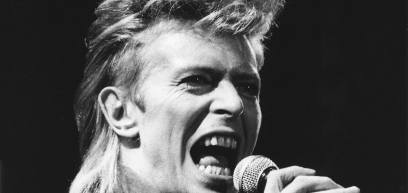 David Bowie - The Heart's Filthy Lesson (Maserati Mixes)