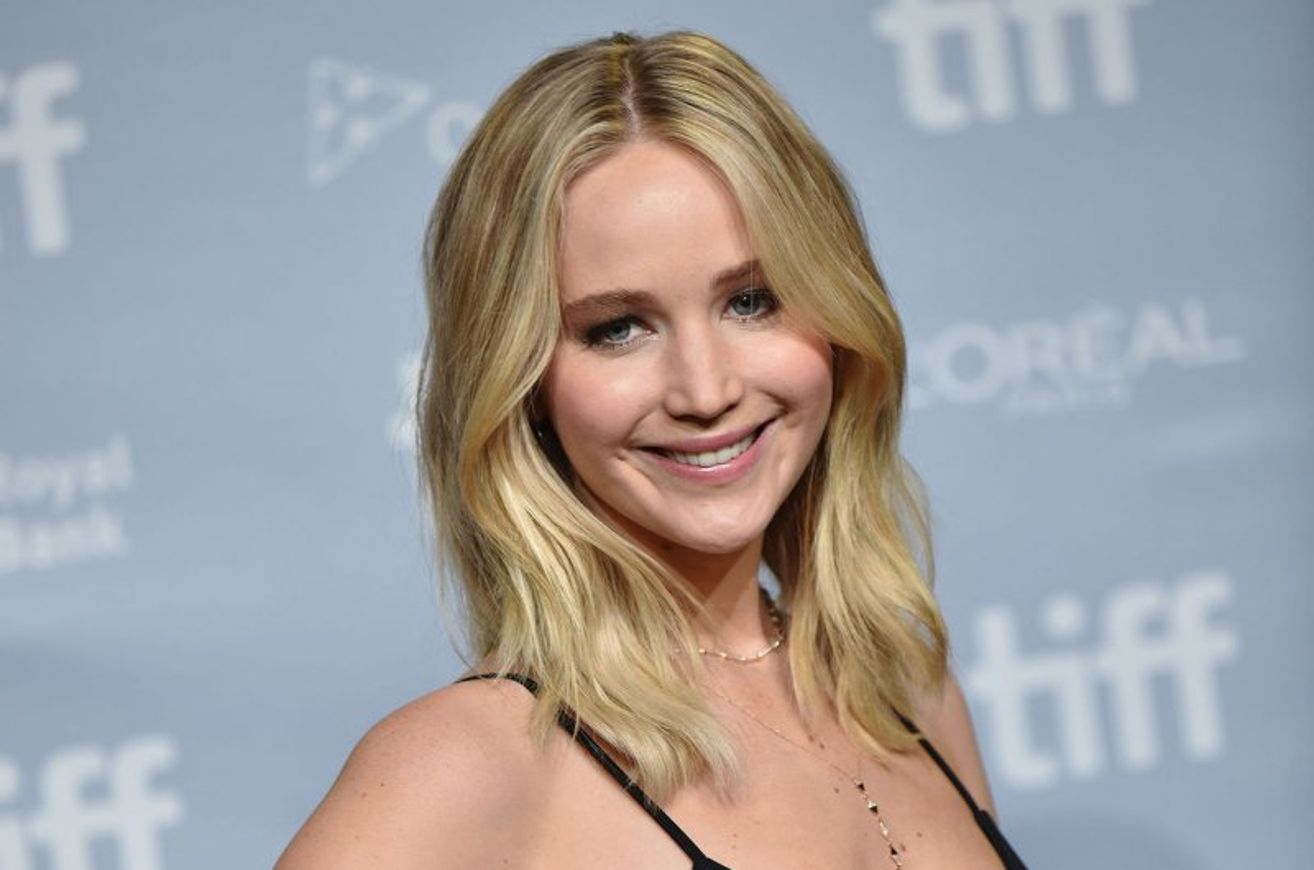 Jennifer Lawrence Talks Unbelievably Violating Nude