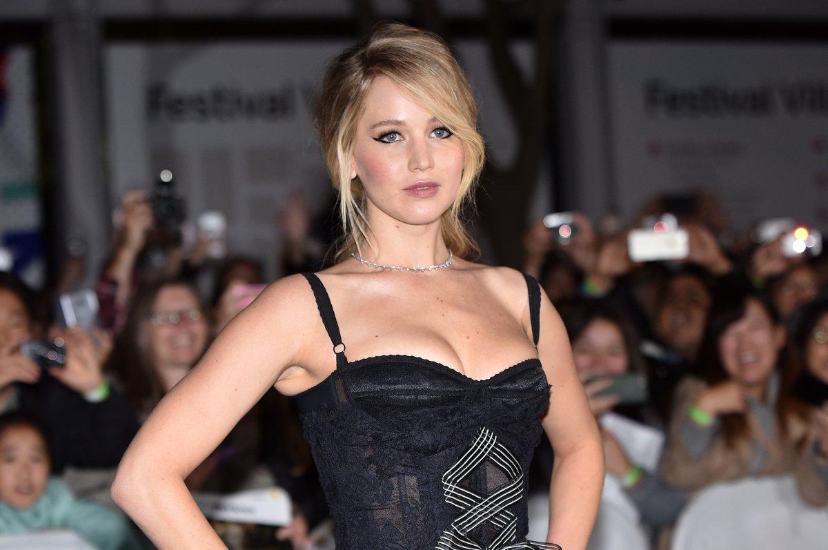 Jennifer Lawrence on Nude Photo Hack: Like I Got Gang