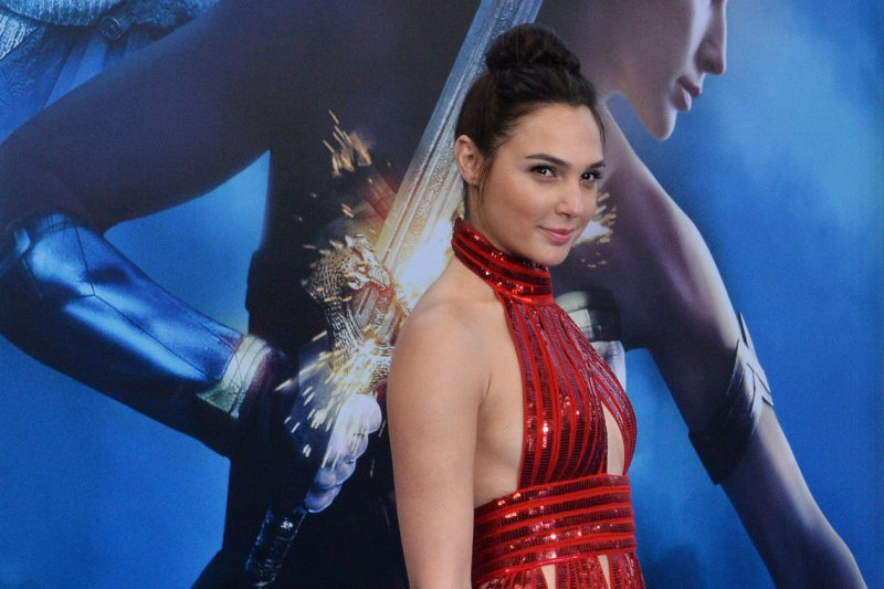 Gal Gadot introduces daughter Maya to Vin Diesel - UPI.com
