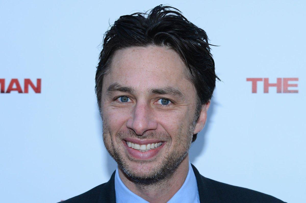 Zac Braff to direct pilot for dark comedy 'Self Promotion ...