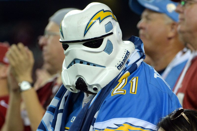 San Diego Chargers Officially Moving To Los Angeles Upi Com