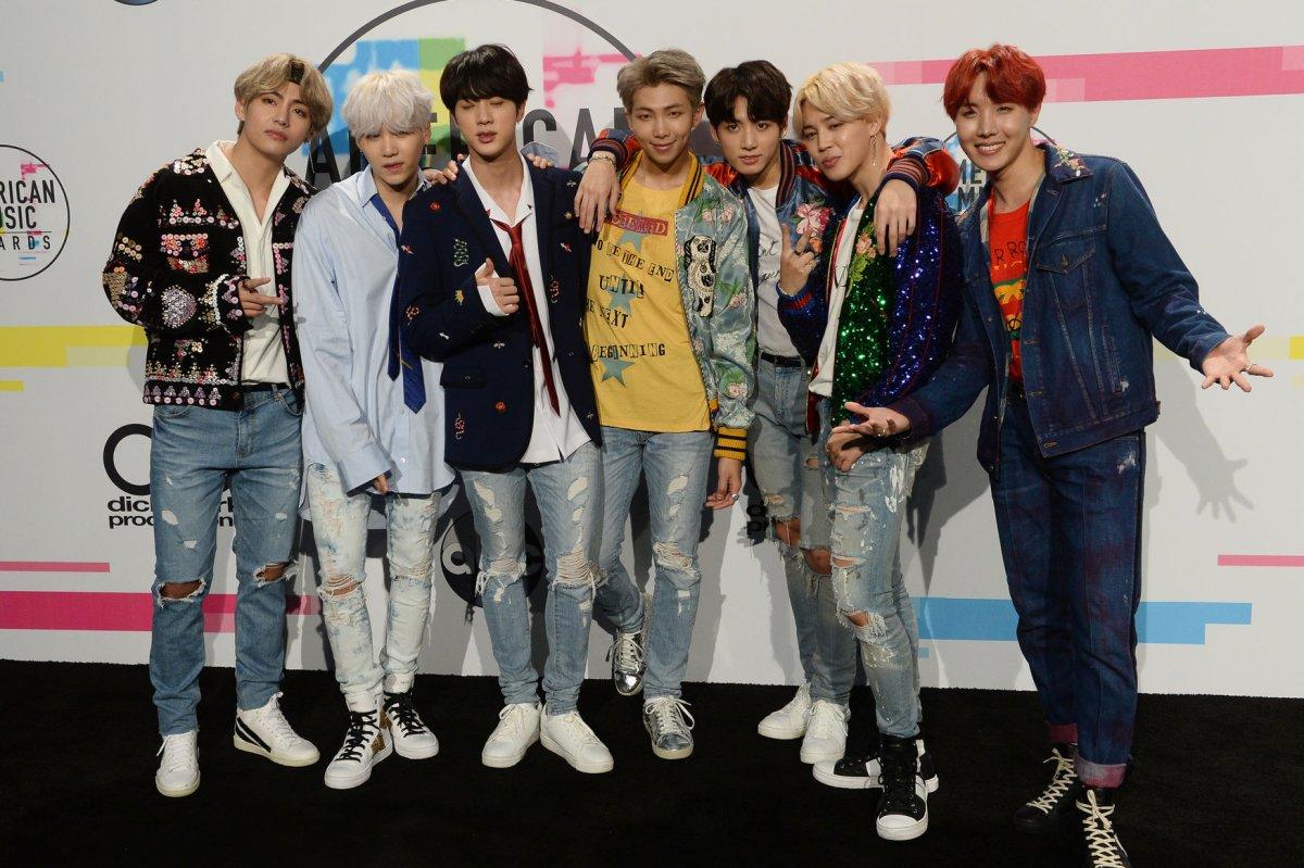 BTS wins big at 2018 Seoul Music Awards - UPI.com