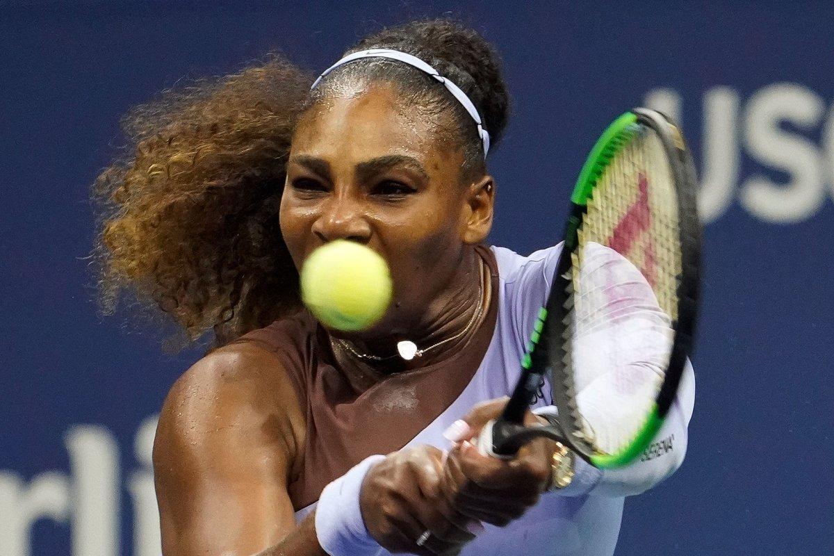 Watch: Serena Williams advances to 2018 U.S. Open final - UPI.com