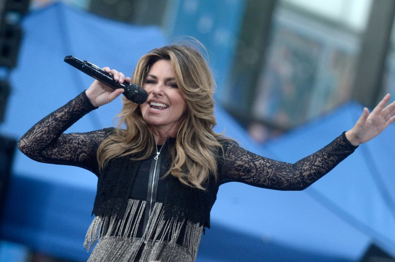 Shania twain concert dates in Melbourne