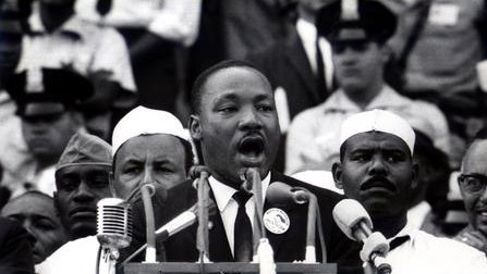 essay on martin luther king jr i have a dream
