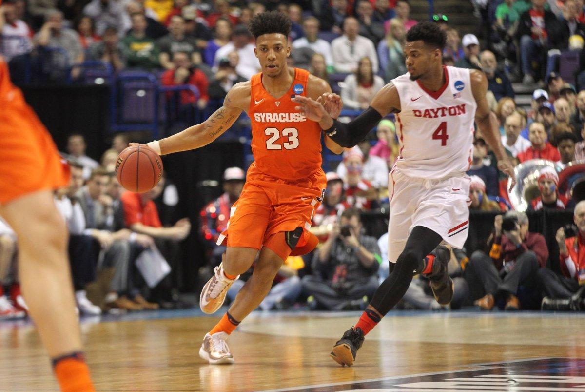 NCAA Tournament Scores: Michigan State Basketball Stunned