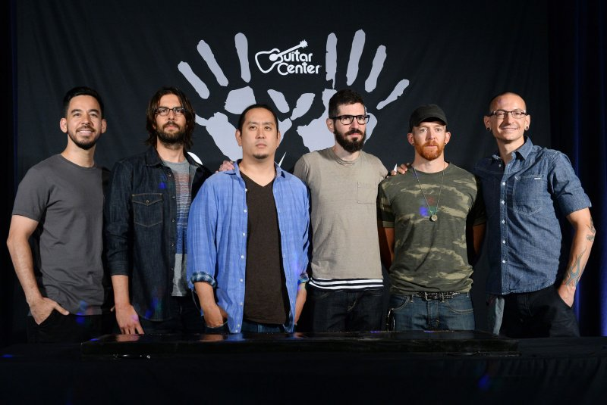 Linkin Park Tour  Canceled