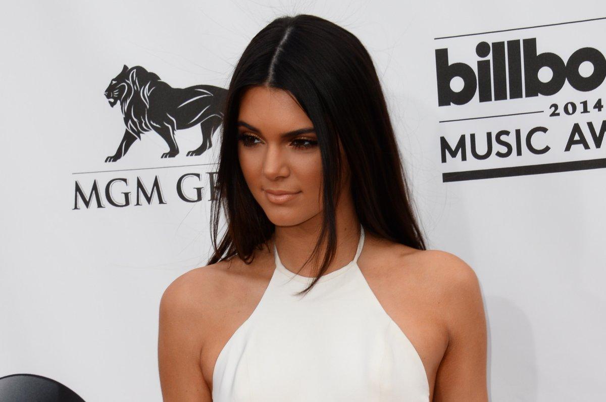 Kendall Jenner strips completely NAKED whilst revealing