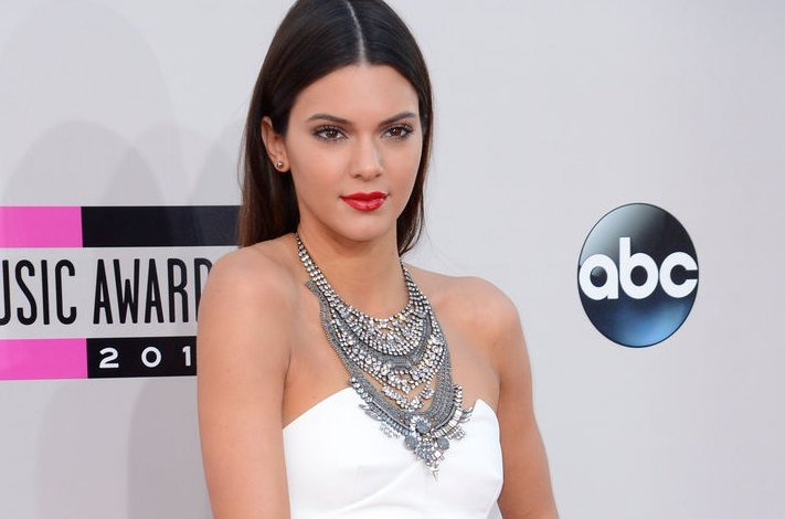 Kendall Jenner Goes Nearly Nude in New Instagram Post