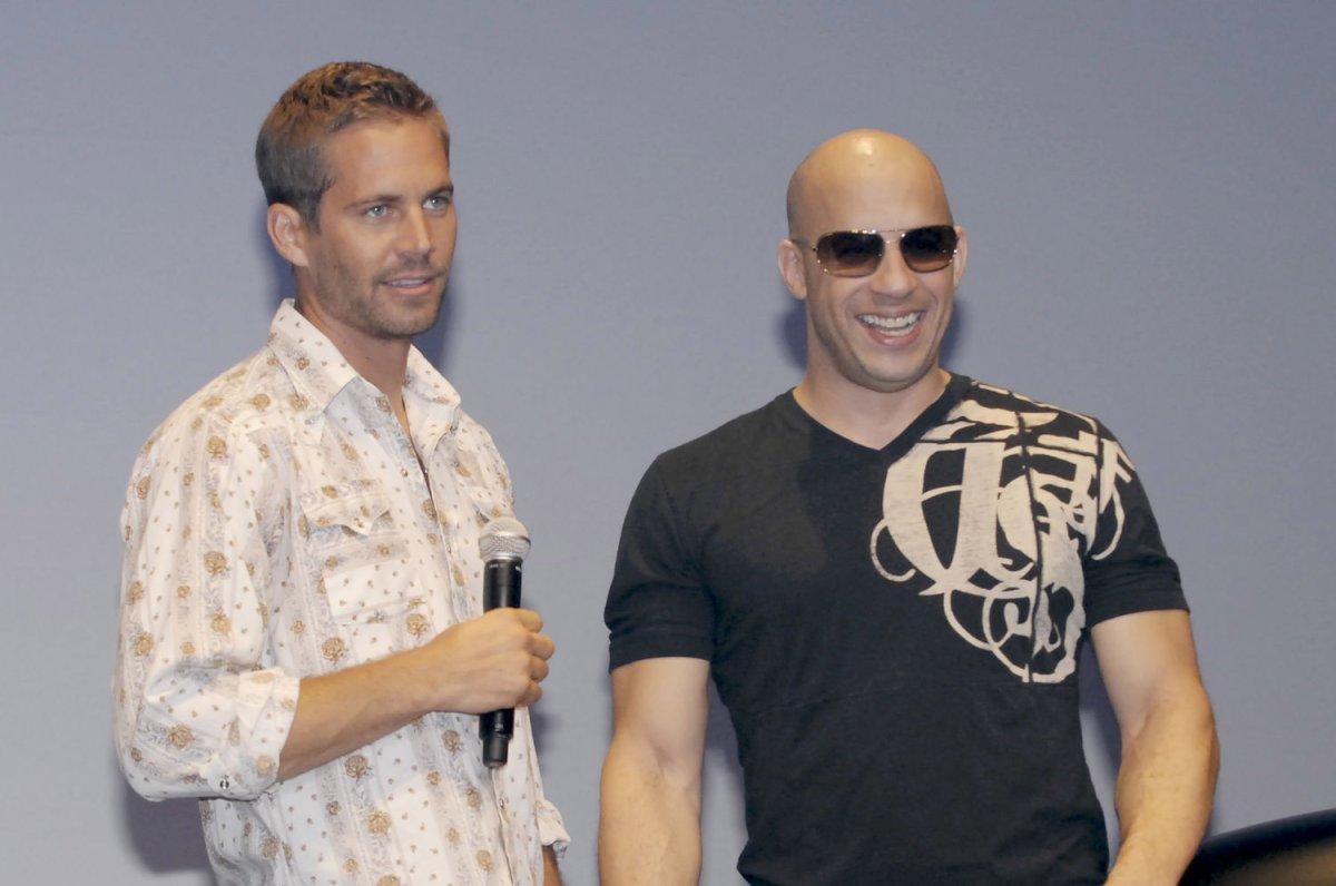 Vin Diesel Shares New Photo Of Daughter Pauline