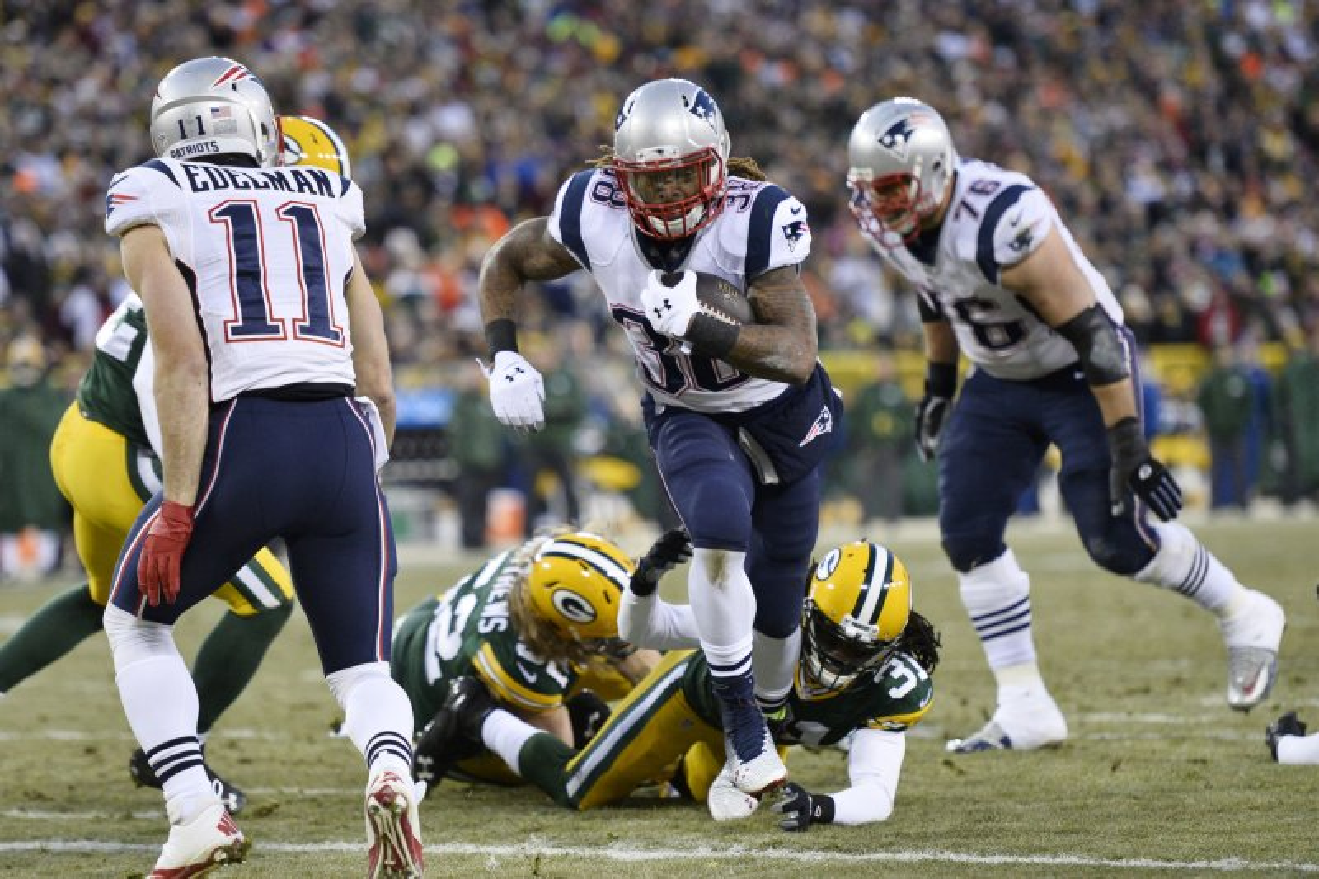 New England Patriots Home Winning Streak