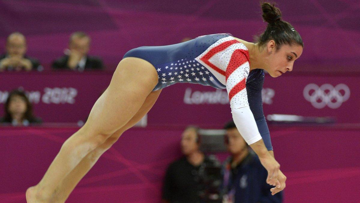 Aly Raisman Wins Gold In Floor Gymnastics Upi Com