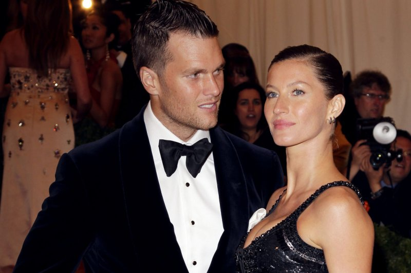 Look: Tom Brady and Giselle Bundchen's Met Gala outfits over
