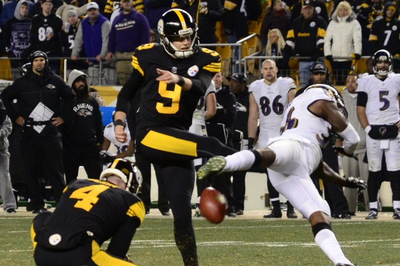 Pittsburgh Steelers re-sign kicker Chris Boswell - UPI.com
