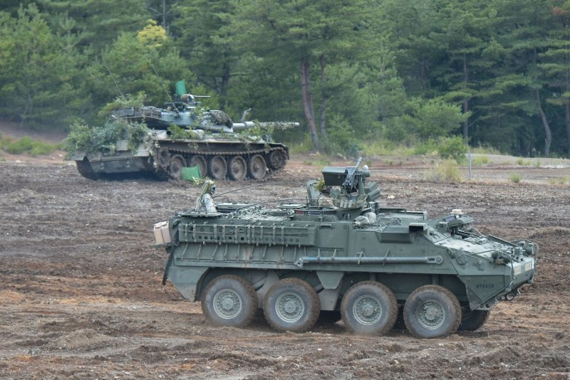 GenDym awarded contract for Army's Stryker vehicles