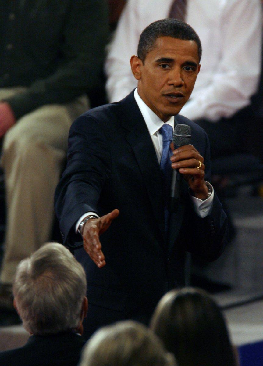 McCain backer calls Obama 'Arab'