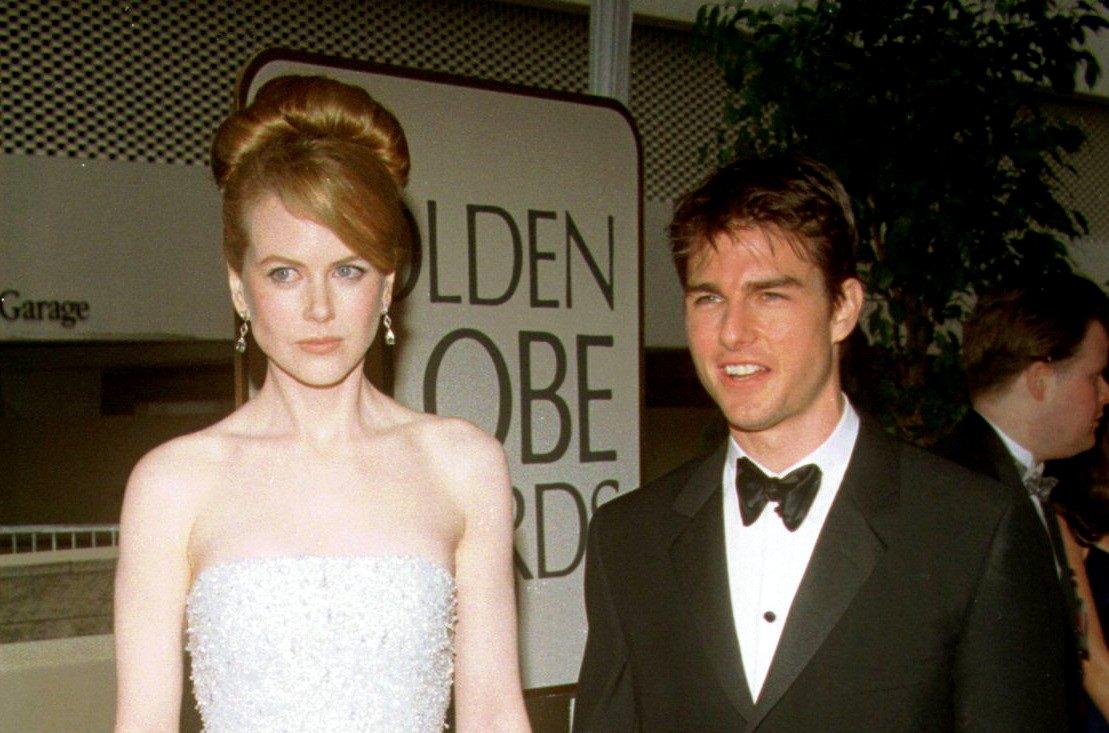 Nicole Kidman Wedding Pictures Photo 334021: Nicole Kidman On Marriage To Tom Cruise: 'I Was So Young