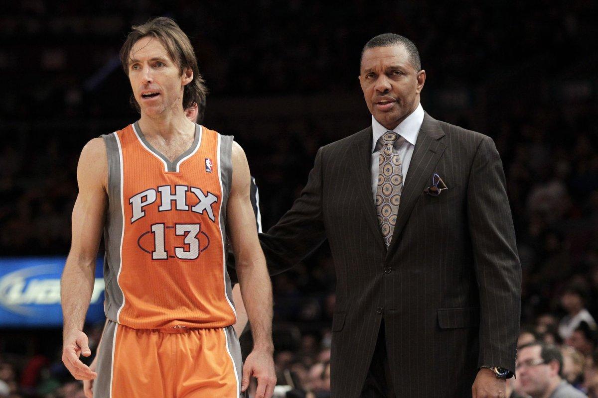 Steve Nash passing on Phoenix Suns - UPI.com