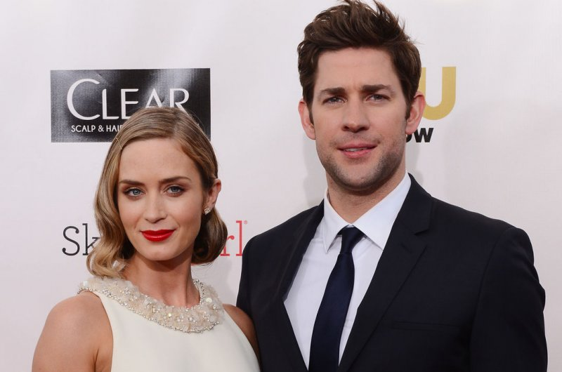 John Krasinski and Emily Blunt announce birth of daughter ...
