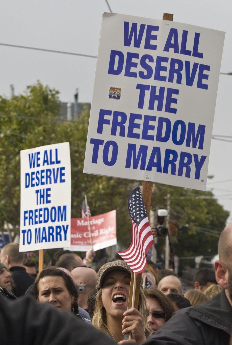 same sex marriage bills