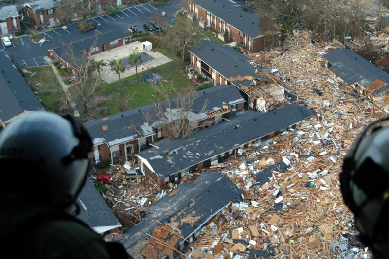 Effects Of Hurricane Katrina Still Visible 10 Years Later
