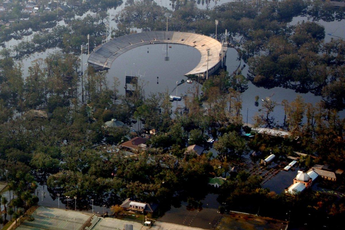 Effects of Hurricane Katrina still visible 10 years later - UPI.com