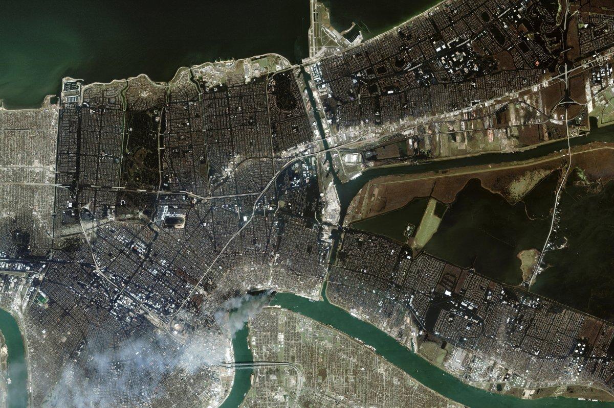 an impacts of hurricane katrina Dr david l butler, professor, political science, international development and  international affairsemployment impact of hurricane katrina on south.