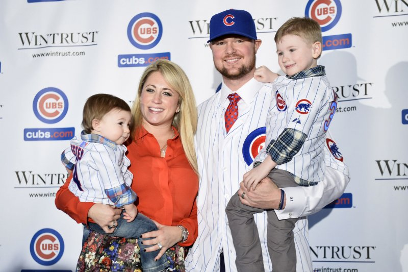 Jon Lester Signs With Chicago Cubs Upi Com