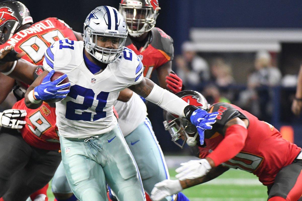 552a1934048 lasvegassun.com Fantasy Football: Dallas Cowboys RB Ezekiel Elliott may  play all season