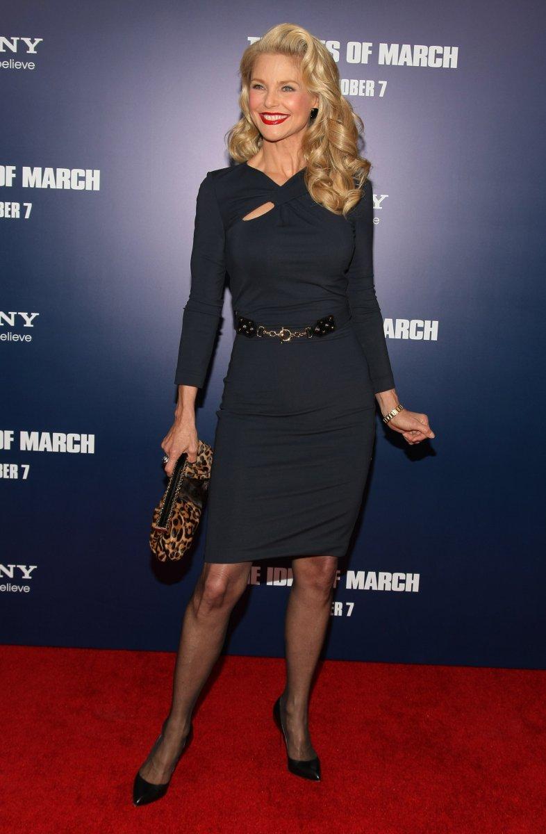 Supermodel Christie Brinkley Social Life Photos Become Web Sensation