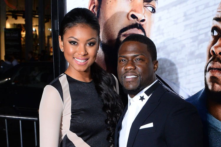 Kevin Hart gets engage...