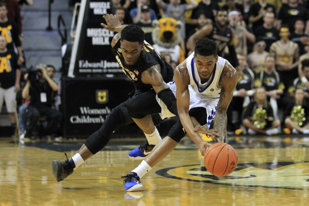 Uk Basketball: Kentucky Star G Malik Monk Declares For NBA Draft