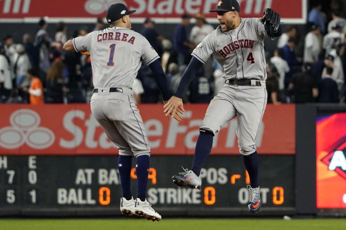 2019 American League Championship Series