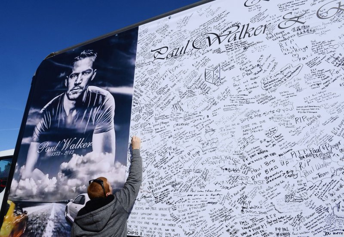 Paul Walker S Funeral To Be A Private Affair Upi Com