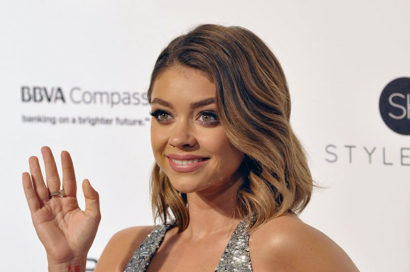 ariel winter and sarah hyland debut new hair colors - upi