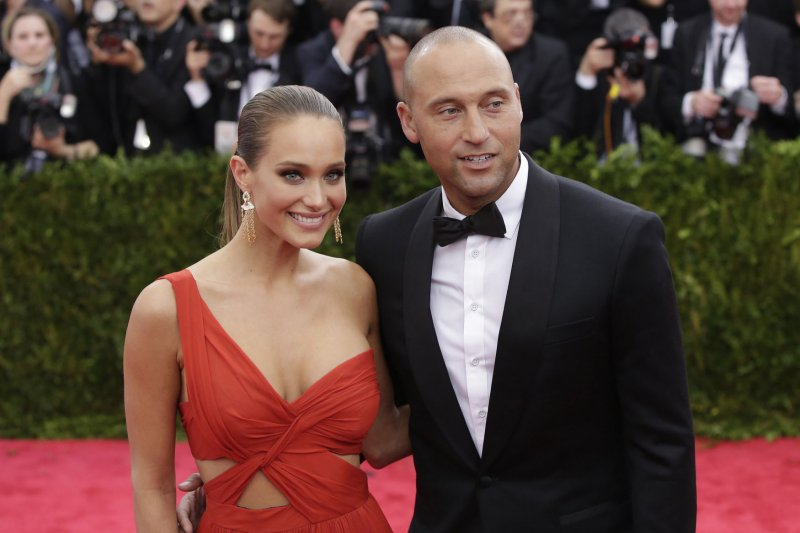 derek jeter longtime girlfriend hannah davis get married