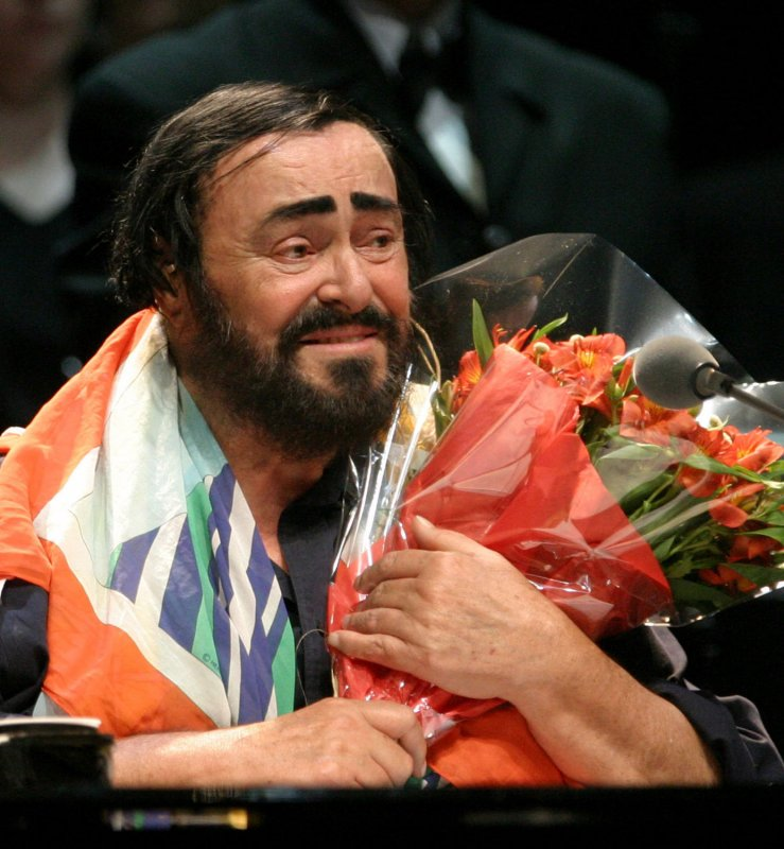 Pavarotti 39 s family settles his estate for Nicoletta mantovani pavarotti