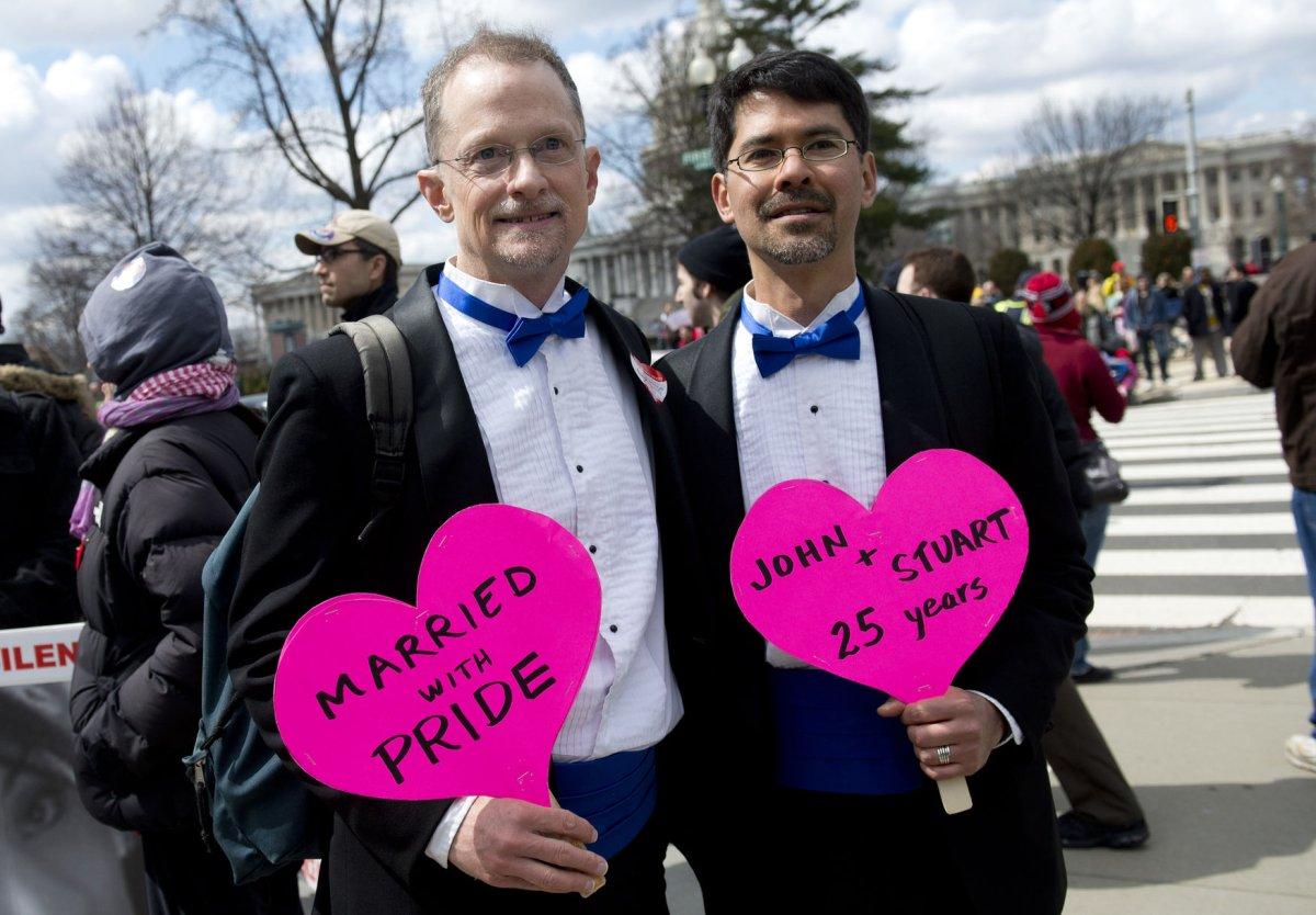 same sex marriage amendment in minnesota in Hobart