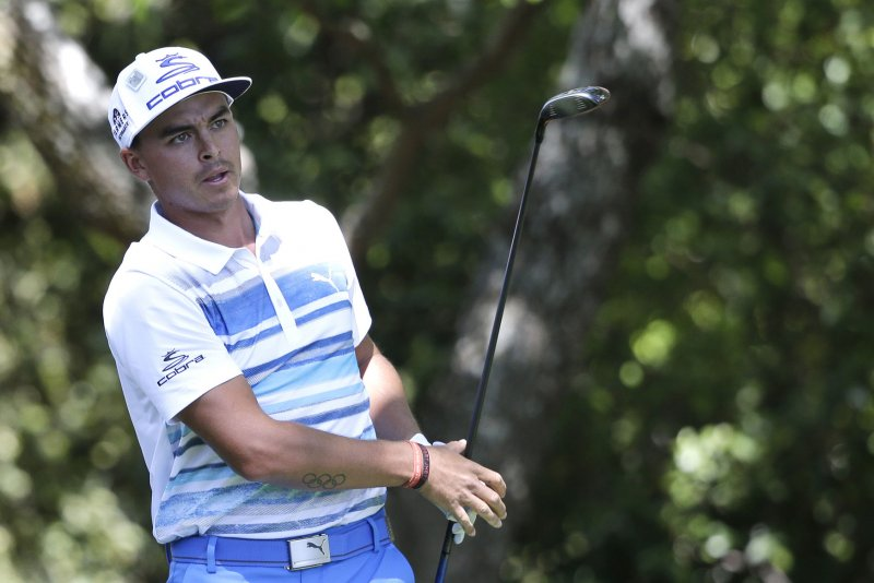 Golfer Rickie Fowler sparks dating rumors after Instagram post with pole vaulter - UPI.com