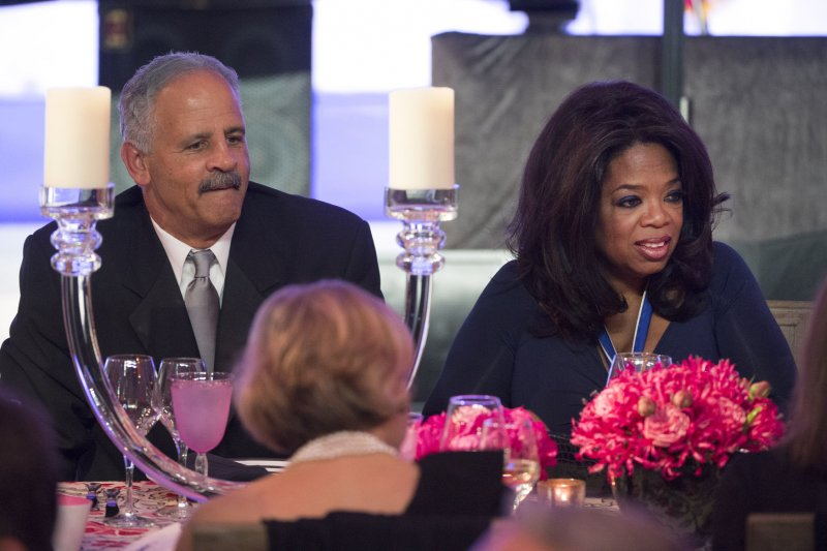 Oprah Winfrey Denies Stedman Graham Wedding Rumors