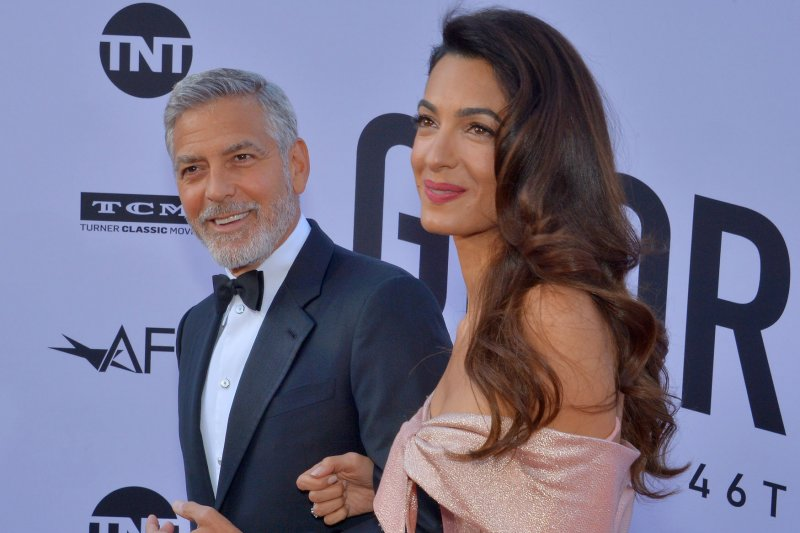 George Clooney Named Forbes Highest Paid Actor For 2018