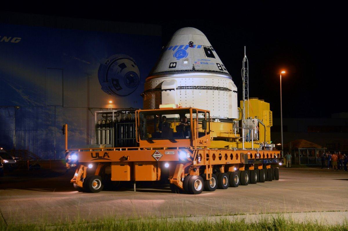 Boeing's Starliner secured atop Atlas V rocket for second uncrewed launch - UPI News