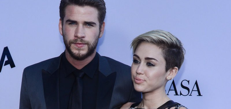 Instagram official: Miley Cyrus and Liam Hemsworth are together - UPI.com