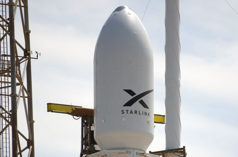 SpaceX Starlink launch reset for Thursday night - UPI.com