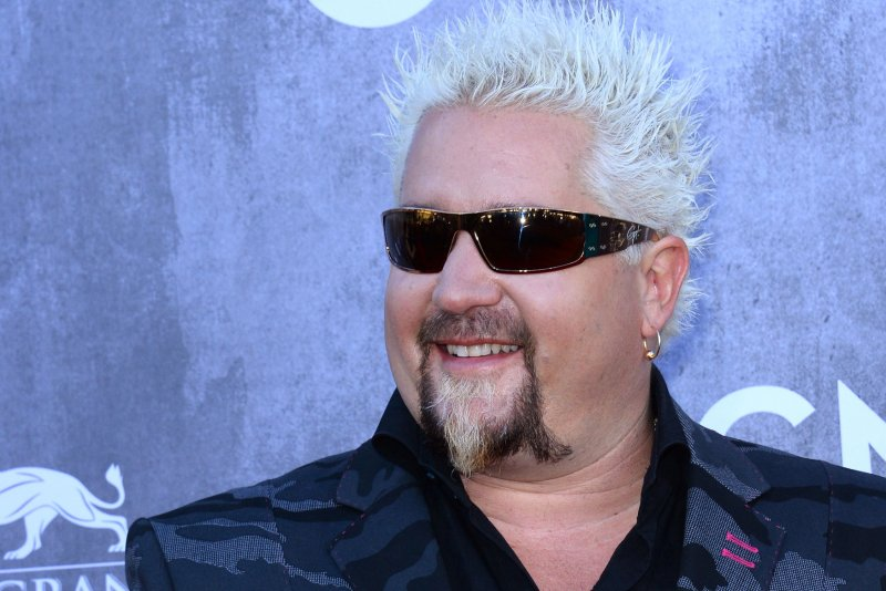 Guy Fieri Dons 'normal' Hairstyle In Altered Viral Photo